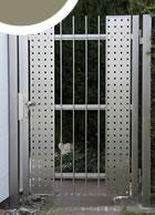 objektdesign - thomas schimmel > dekoratives gartentor [edelstahl] - Gartentor Edelstahl